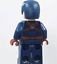 thumbnail 3 - sh729 Lego Marvel Avengers Infinity Saga 76192 - Captain America Minifigure New