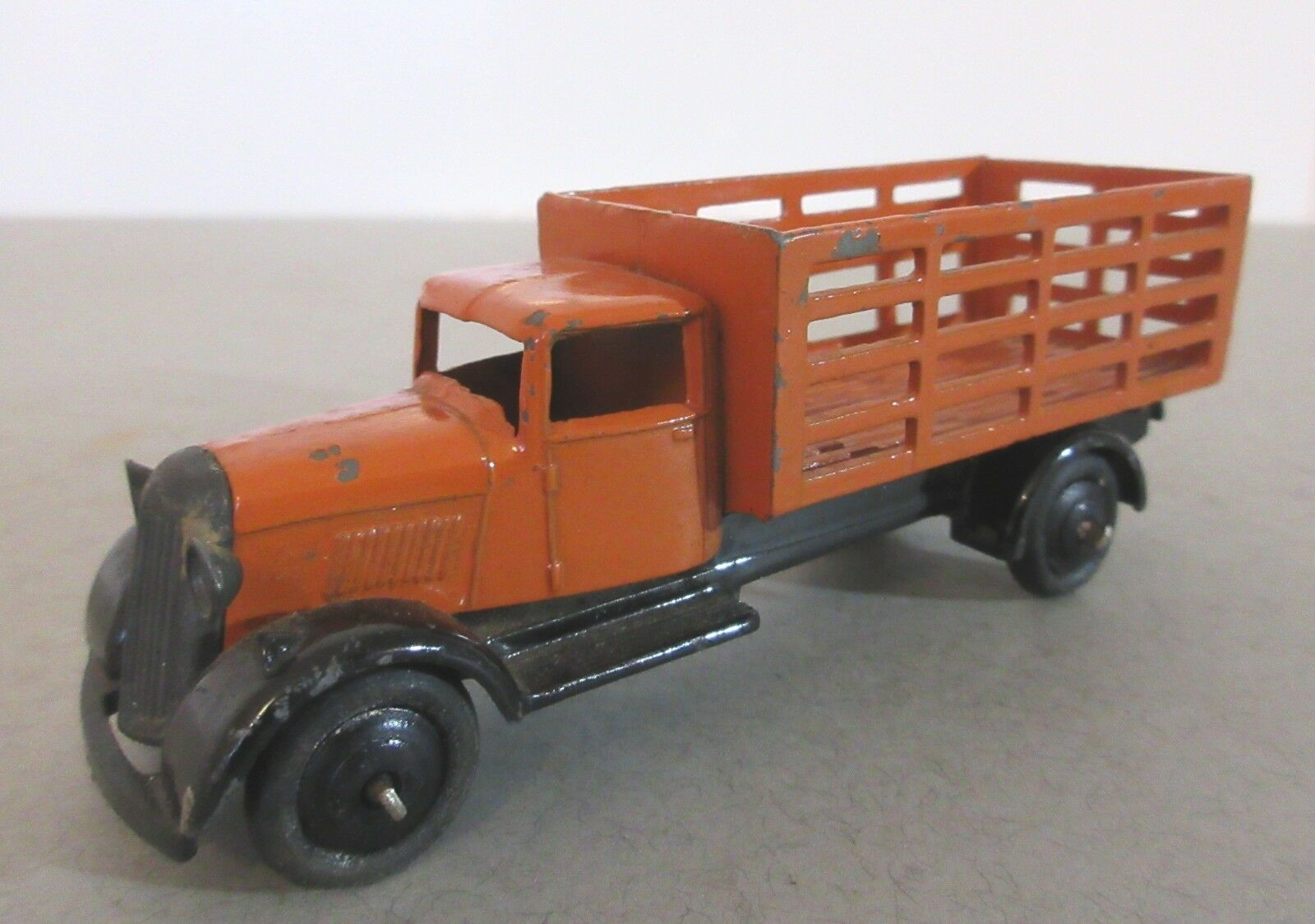 Dinky Toys Market Gardeners Lorry Type 4  1940's Post War Dinky Toys 25f Lorry