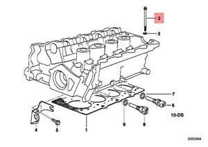 For BMW E30 E34 318i M42 Z3 Valve Cover Gasket Set