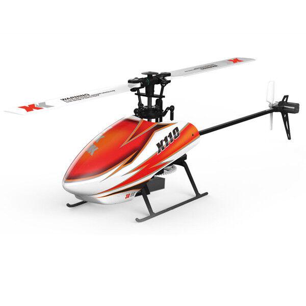 sconto di vendita XK XK XK K110 Blast 6CH sistema 3D6G Brushless RC Elicottero BNF  ti aspetto