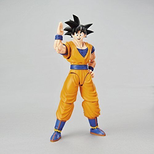 Dragon Ball Son Goku /& Kuririn DX Set Color Coded Plastic Model Japan