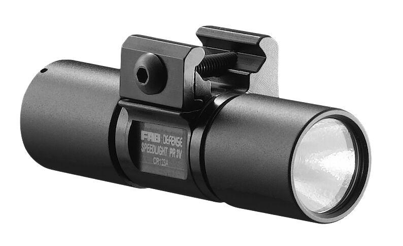 Pr-3-s 1 Pulgada Linterna Táctica C   integrado Picatinny Adaptador por fab-defense