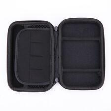 Portable Black EVA Pouch Pounch Travel Case Bag Box For Nintendo 3DS NDSL DSi