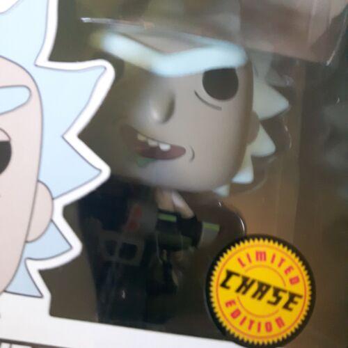 Funko Pop Weaphonized Rick & Morty Chase Édition Limitée 172