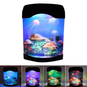 Aquarium-Night-Light-Lamp-LED-Light-Artificial-Seajelly-Tank-Swimming-Mood-Lamp