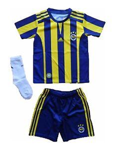 various styles the latest 50% off adidas Kinder Mini Kit Set Fussball Fenerbahce Istanbul FB ...