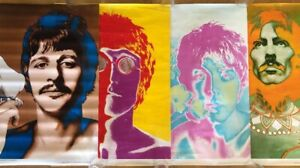 The-Beatles-Poster-Complete-Set-Richard-Avedon-1967-Look-Magazine-Posters-1960-s