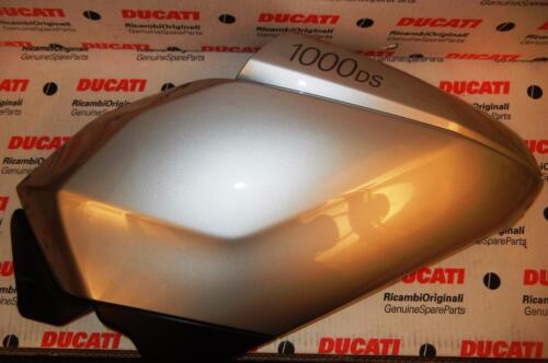 2003 Ducati Multistrada MTS 1000 DS right fairing panel assembly SILVER color