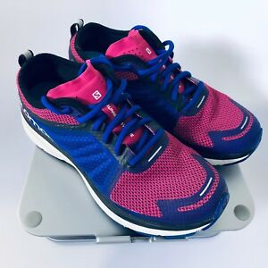 39e14fb91a81 Image is loading Salomon-Sonic-RA-Women-039-s-Running-Shoes-
