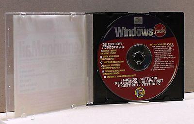 Industrioso Allegato Windows Facile N.52 [pc Cd-rom]