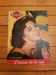 JOAN-COLLINS-Amor-Film-Magazine-Complete-Very-Rare