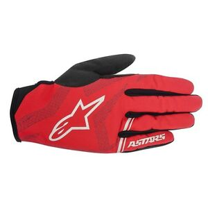Alpinestars-Stratus-MTB-Gloves-BMX-Gloves-Red-Black-Downhill