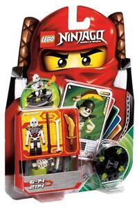 LEGO-Ninjago-2114-Chopov-Skelett-Ninja-Spinjitzu-Spinner-Figur