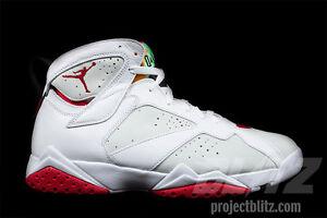 e407dfc6648a1 Air Jordan 7 Retro HARE JORDAN WHITE TRUE RED LIGHT SILVER ...