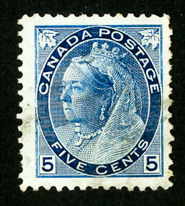 Canada-Stamps-79-VF-Jumbo-Used