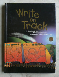 Write-Source-ON-TRACK-gr-3-3rd-Grammar-Writing-Young-Writers-Student-Handbook-HC