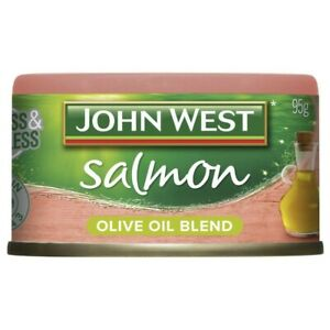 John West Olive Oil Blend Salmon 95g