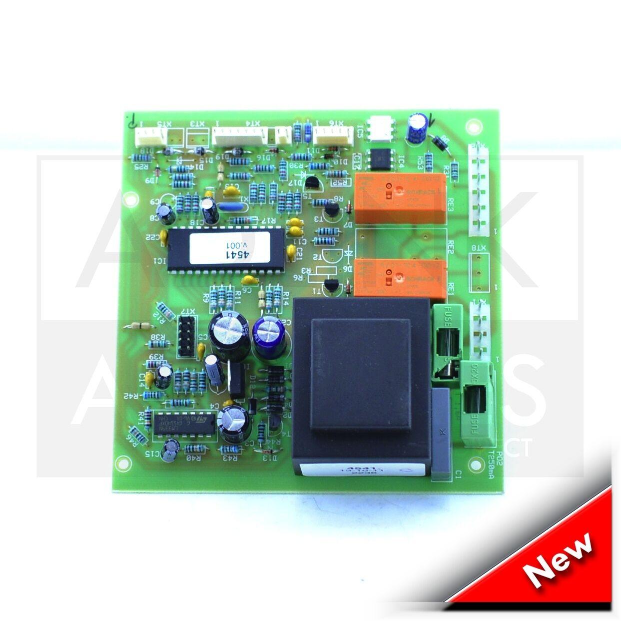 JAGUAR COMBI 23 KW /& 28 KW MAIN PRINTED CIRCUIT BOARD PCB 20025305