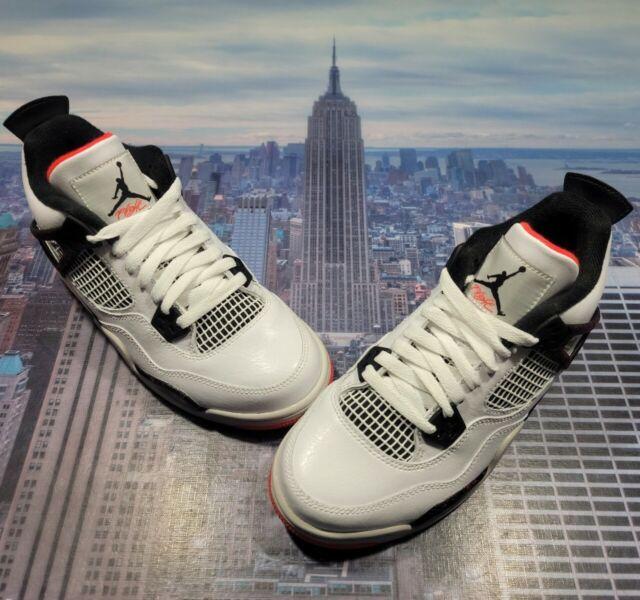 Clean Nike Air Jordan IV 4 Retro Flight Nostalgia GS Size 7y ...