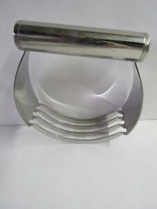 Stainless Steel Pastry Cutter Dough Blender