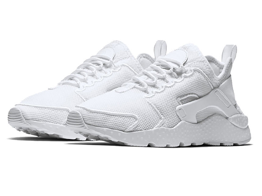 Nike Air Huarache Run Women's running shoes WHITE 833292 101SIZE 12 (29CM)