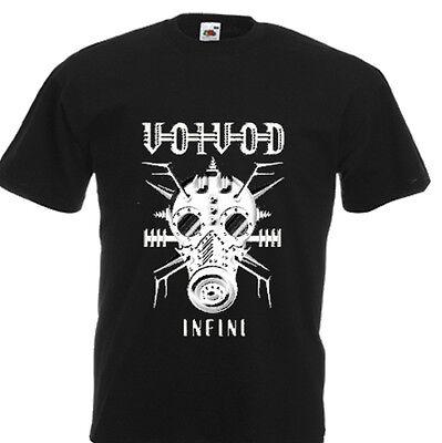 "NEW T-SHIRT /"" VOIVOD Infini /"" DTG PRINTED TEE 7XL S"