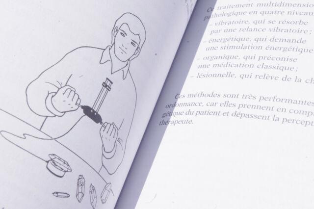 1 Livre d occasion sur l antenne de lecher - Dominique Coquelle  🌈 French