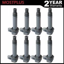 MOSTPLUS Ignition Coils Compatible for Toyota Camry Rav4 Avalon Lexus RX350 ES350 3.5L UF487 set of 6