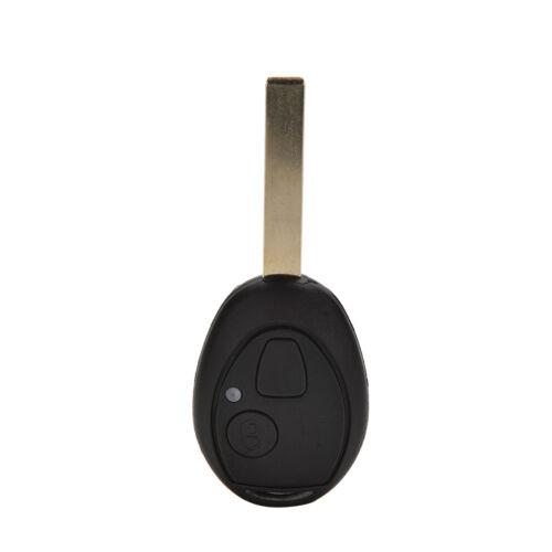Per Rover MG  Mini One Cooper R50 ZT 75 Cartuccia chiave a 2 tasti