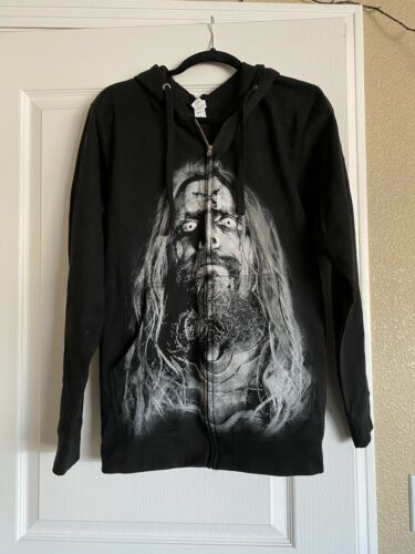 Rob Zombie Rules Hoodie-Small-Rare