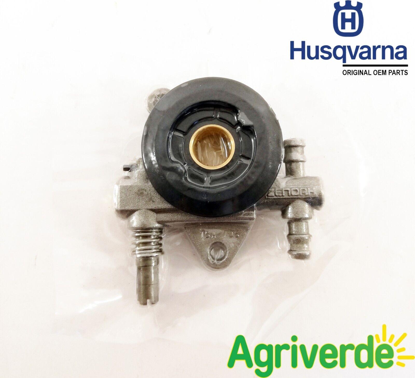 più economico Pompa Olio Olio Olio Completa per Motosega Husqvarna T425 521586001  risparmia fino al 70%