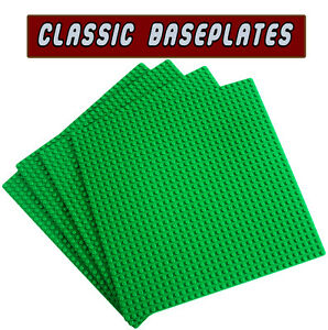 4 Green 10x10 Quot Or 32x32 Peg Baselate Compatible To Lego