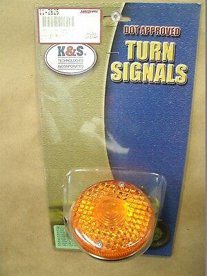 Turn Signal Fork Clamp 41mm For Kawasaki KZ 400 650 750 1000 1100 1300