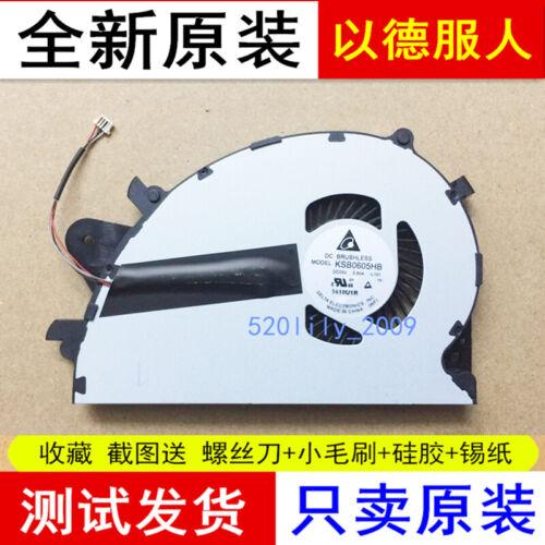 For Sony Vaio SVS15138CC SVS1513AGXB SVS151A11L SVS151C1GL Fan KSB0605HB-L101