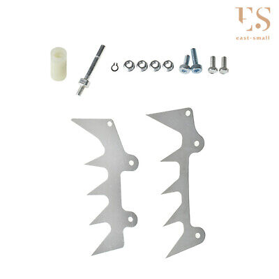 Dual Felling Dog Catcher Set Fit Stihl Saws MS311 MS391 MS361 MS271 MS291 MS261