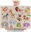 miniature 13 - Neuf Pour Bébé Puzzle Enfants Puzzle Alphabet Lettres Animaux en bois Learning Toys