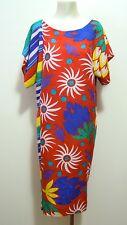 ARMONIA VINTAGE '80 Abito Vestito Donna Viscosa Woman Rayon Dress Sz.L - XL
