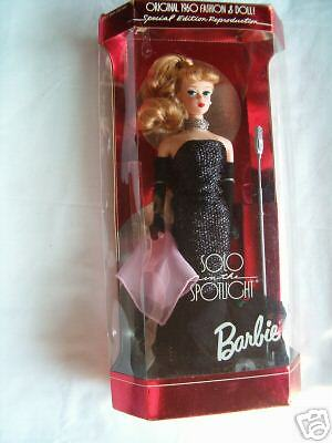 Solo in the Spotlight Barbie Special Edition
