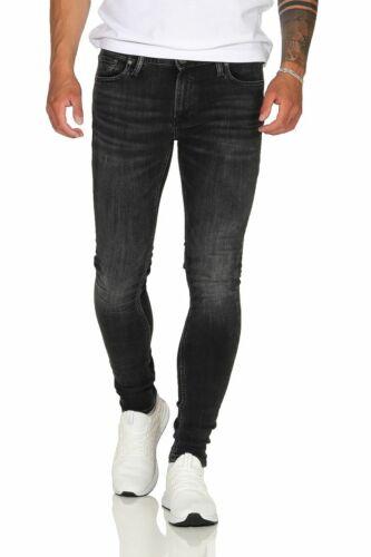 Jack /& Jones Tom estrecha calcetines para vaqueros Skinny fit jeans pantalón elástico 28 hasta 36