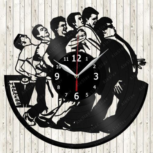 Madness Vinyl Record Wall Clock Decor Handmade 1193