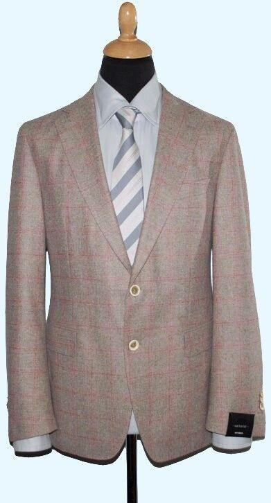 Windsor sartorial Herren Schurwoll Sakko Gr.  50 50 50 NEU   Am wirtschaftlichsten  f57886