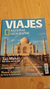 REVISTA-VIAJES-NATIONAL-GEOGRAPHIC-N-21-TAJ-MAHAL-Y-OTROS