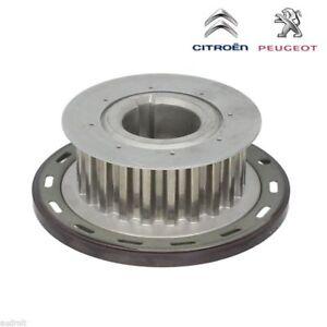 Genuine Timing Belt Crankshaft Pulley Citroen Peugeot 1