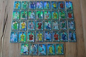 Panini-Road-to-Russia-2018-Adrenalyn-Trading-Cards-Fan-s-Favourite-aussuchen