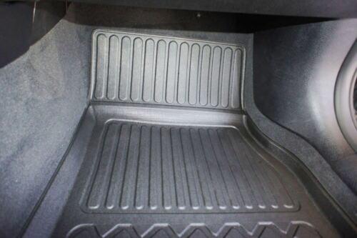 3D Premium TPE Gummimatten Automatten für BMW 3er F30 kein X-Drive Limousine 12