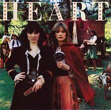 Heart Little Queen CD+Bonus Tracks NEW SEALED 2004 Barracuda+