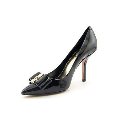 Coach Landrie Women US 5 Black Heels Blemish  12819