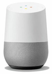 Google Home altavoces control voz Smart speaker blanco