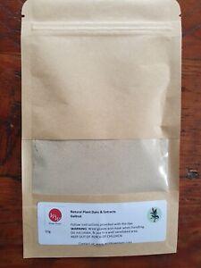 Gallnut naturali Dye & tannino Polvere Estratto 100g