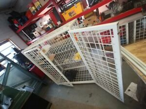 Locking Retail Cage Security Electronics Propane Cigarettes Lottery